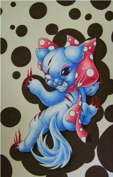 Blue Starr Art