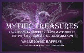 Mythic Treasures