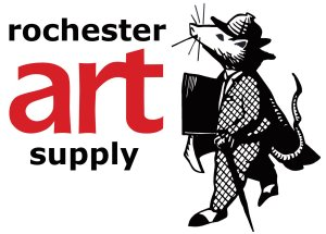 rochester art supply logo