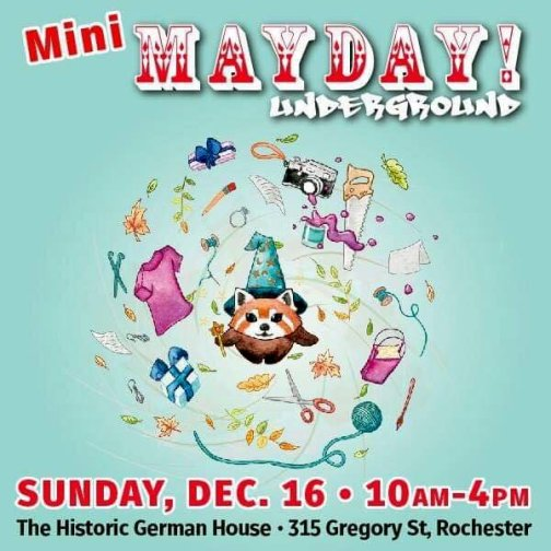 mini mayday 2018