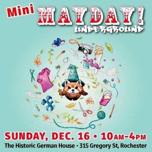 mini mayday 2018