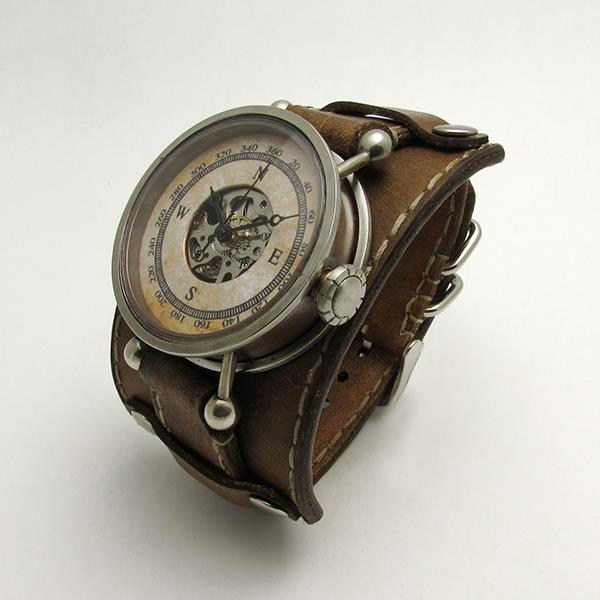 Handcrafted timepieces by The ExCB